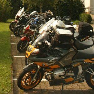 Motorradtur